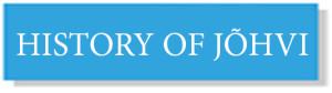 History of jõhvi
