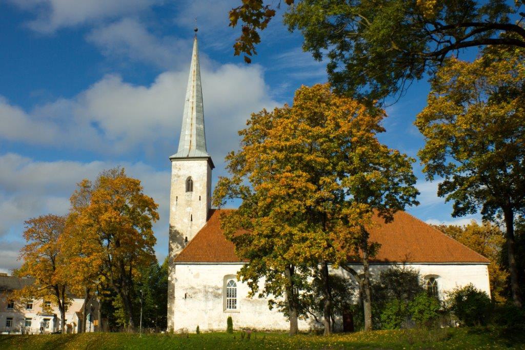 Jõhvi Mihkli kirik